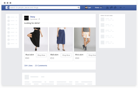 facebook retargeting visitor